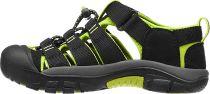 Outdoorix - KEEN Newport H2 Junior Black/Lime green