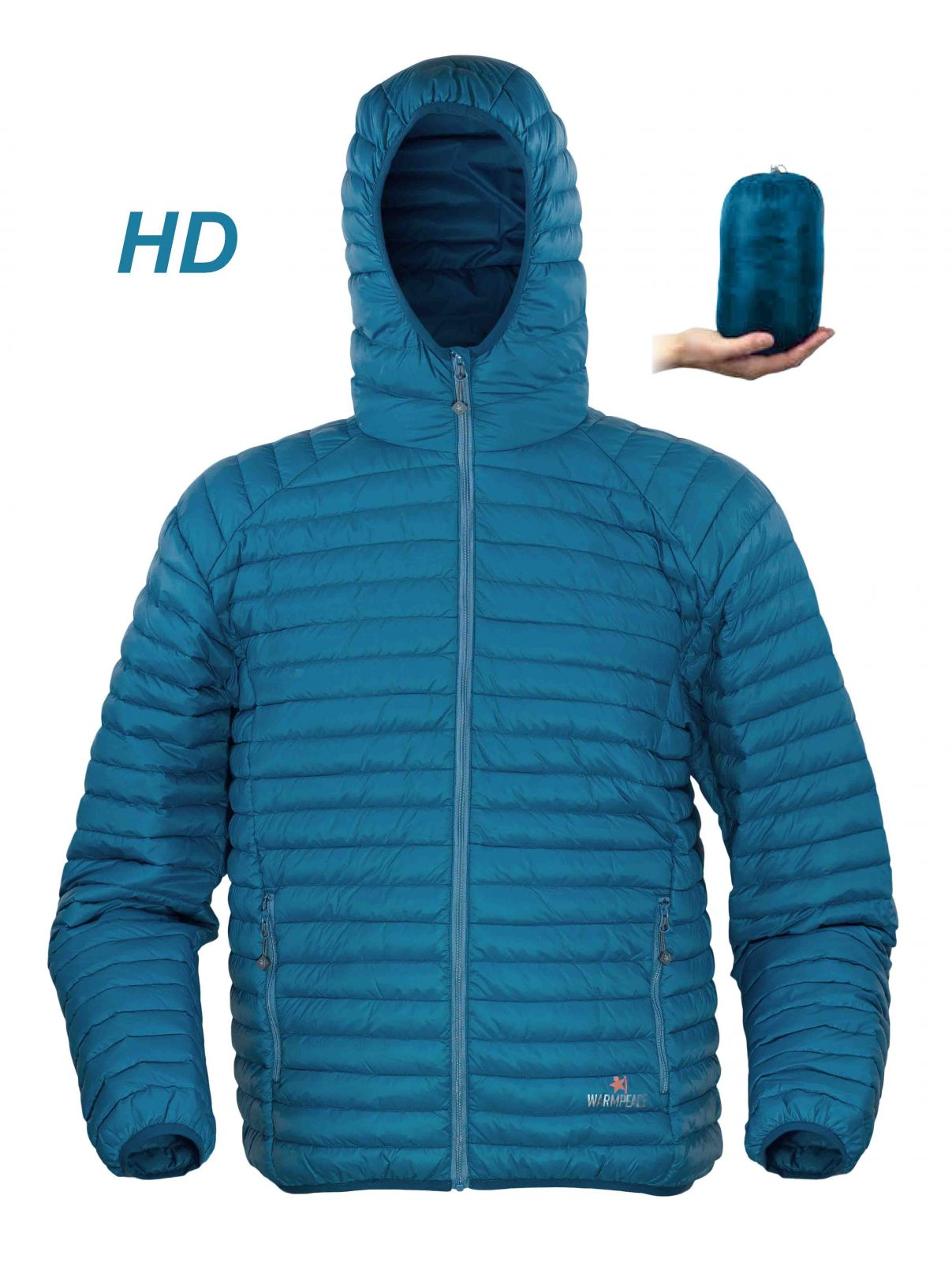 Outdoorix - Warmpeace Nordvik HD blue