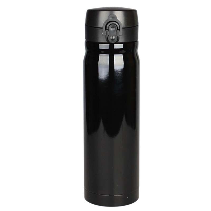 Outdoorix - Yate Flip Top 0.5 L černá termoska