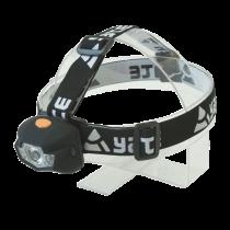 Yate Panter 3W CREE+2 LED černá