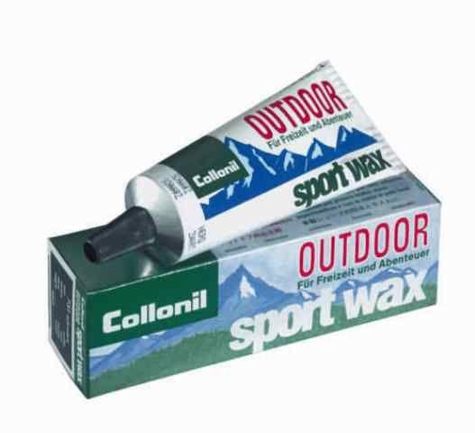 Outdoorix - Collonil Outdoor Sport wax 75 ml hnědý