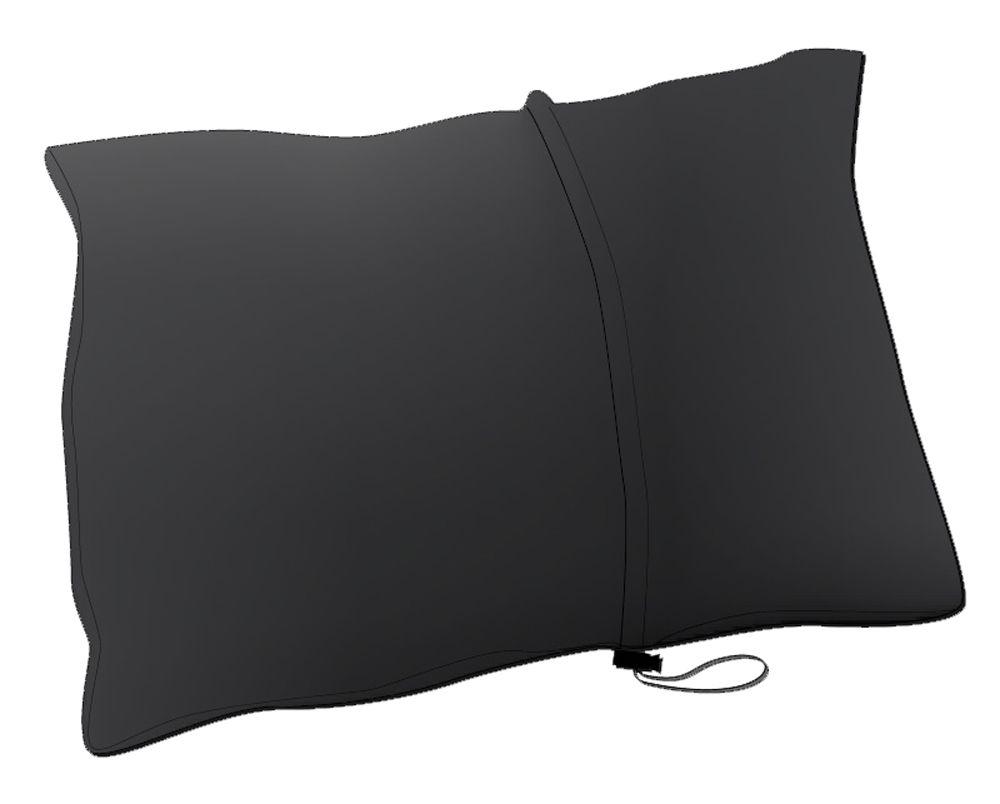 Outdoorix - Warmpeace Péřový polštářek black