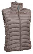 Warmpeace Swan lady vesta wood brown