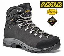 Outdoorix - Asolo Tribe GV MM graphite pánská treková bota
