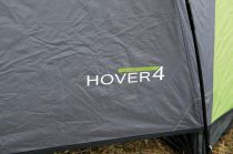 Outdoorix - Hannah Hover 4 Spring green / Cloudy gray
