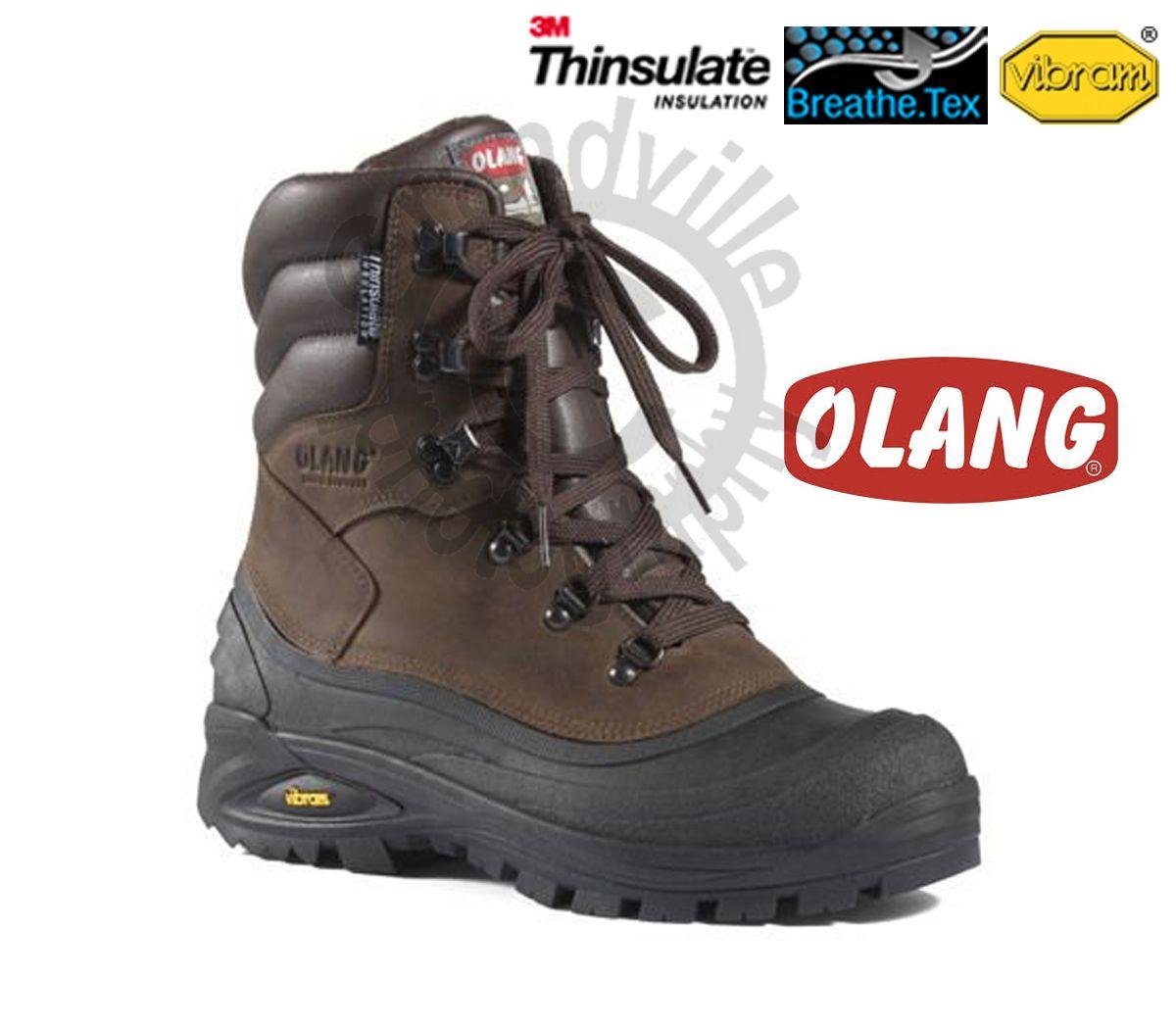 Outdoorix - Olang Titanio cuoio