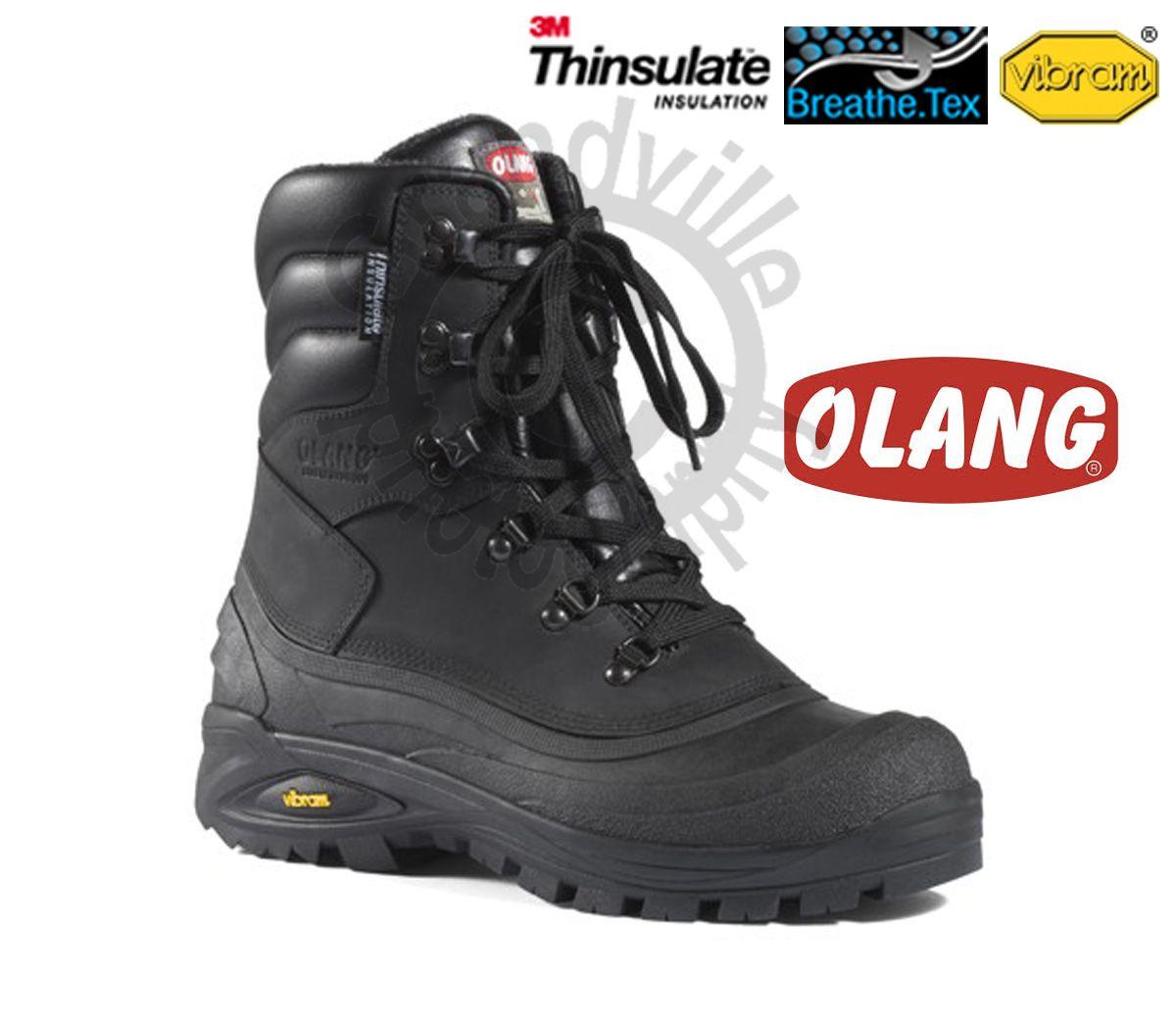 Outdoorix - Olang Titanio nero