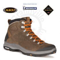 Outdoorix - AKU La Val GTX Brown Treková obuv