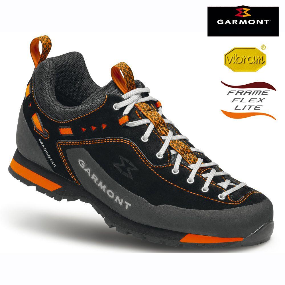 Outdoorix - Garmont Dragontail LT black / orange