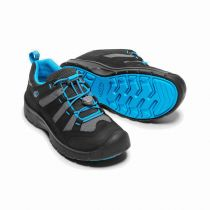 KEEN Hikeport WP JR Black / Blue Jewel
