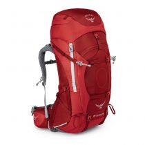 Outdoorix - Osprey Ariel AG 65 Picante Red lady`s