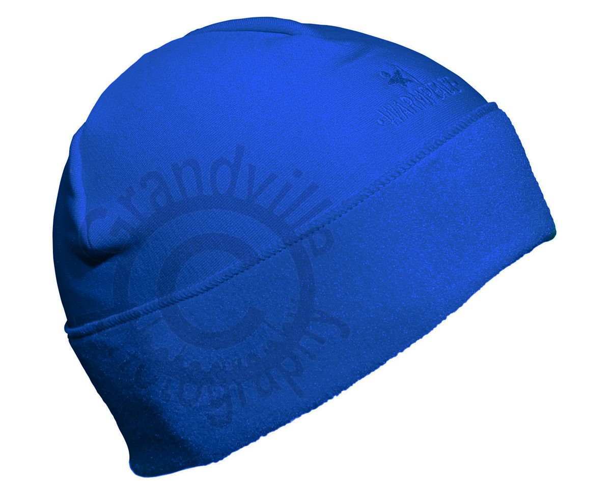 Outdoorix - Warmpeace Skip royal blue čepice Polartec Powerstretch